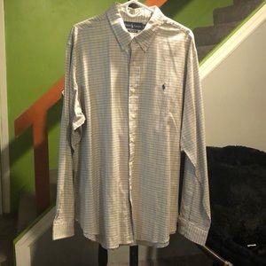 Polo Ralph Lauren Shirt, XXL, NWOT.